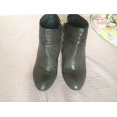Bottines & low boots à compensés Forever 21  pas cher