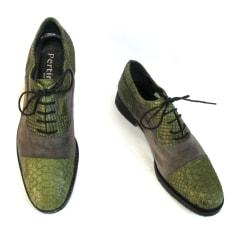 Chaussures à lacets  Pertini  pas cher