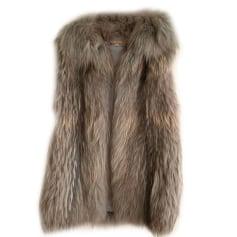 Manteau en fourrure Bel Air  pas cher