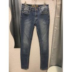 Jeans slim   pas cher