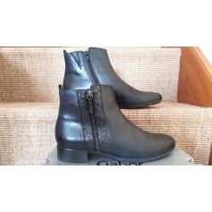 Bottines & low boots plates Gabor  pas cher