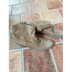 Santiags, bottines, low boots cowboy Texto  pas cher