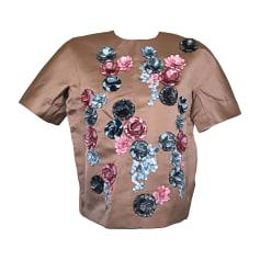 Top, tee-shirt Msgm  pas cher