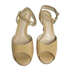 Heeled Sandals Fendi