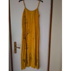 Robe longue Maringo  pas cher
