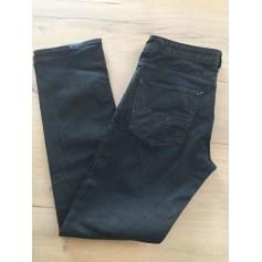 Jeans droit Teddy Smith  pas cher