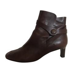High Heel Ankle Boots Salvatore Ferragamo