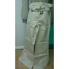 Pantalon très evasé, patte d'éléphant Quelle  pas cher