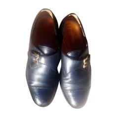 Chaussures à boucles Bruno Magli  pas cher