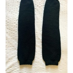 Chausettes genoux American Apparel  pas cher