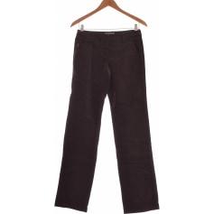 Pantalon droit Franklin & Marshall  pas cher