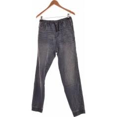 Pantalon droit Hollister  pas cher