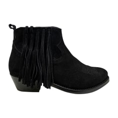 Bottines & low boots à talons Dolce & Gabbana  pas cher