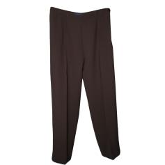 Pantalon droit Adolfo Dominguez  pas cher