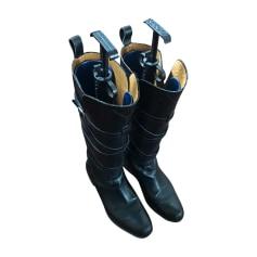Reitstiefel, Stiefel im Reiter-Look Yves Saint Laurent