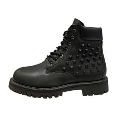Stiefeletten, Ankle Boots Valentino
