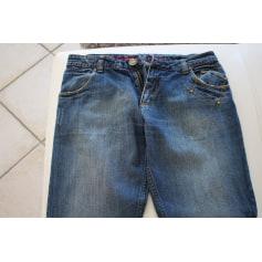 Pantalon slim Redskins  pas cher
