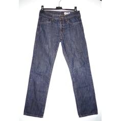 Jeans droit BizzBee  pas cher