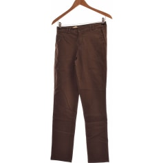 Pantalon droit Cache Cache  pas cher