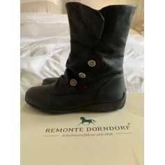 Bottines & low boots plates Remonte Dorndorf  pas cher
