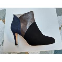 Bottines & low boots à talons Shely  pas cher