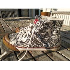 Chaussures à lacets Quiksilver  pas cher
