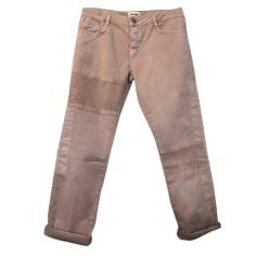 Pantalon carotte Zadig & Voltaire  pas cher