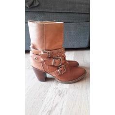 Cowboy Ankle Boots Eden