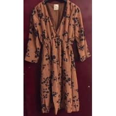 Robe courte Attic and Barn  pas cher