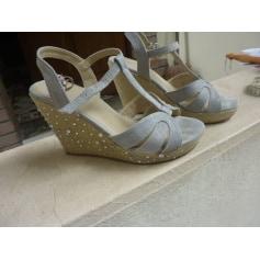Sandales compensées Anna Field  pas cher