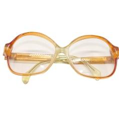 Monture de lunettes Lanvin  pas cher