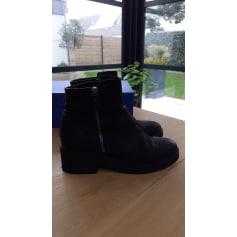 Bottines & low boots à talons Vic Matié  pas cher