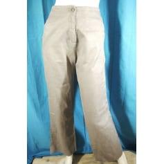 Pantalon droit Crea Concept  pas cher