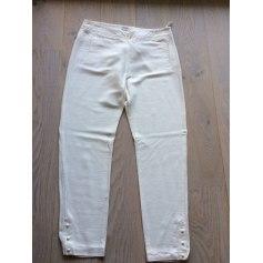 Pantalon droit Rodier  pas cher