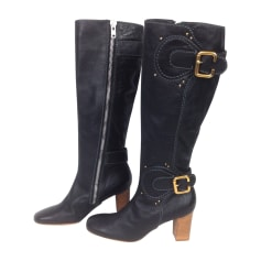Stivali con tacchi Chloé Susanna