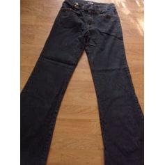 Jeans évasé, boot-cut Caprice de Fille  pas cher