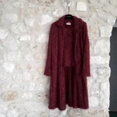Manteau Ange Blanc  pas cher