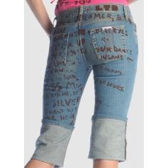 Jeans évasé, boot-cut Fornarina  pas cher