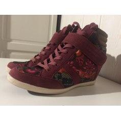 Chaussures à lacets  Desigual  pas cher