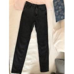 Jeans droit Asos  pas cher