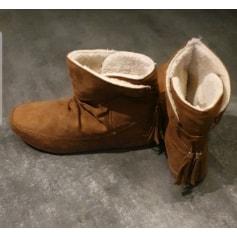 Santiags, bottines, low boots cowboy Primark  pas cher