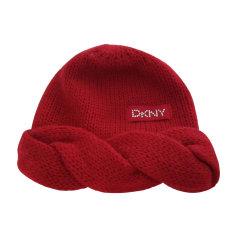 Bonnet DKNY Rouge, bordeaux