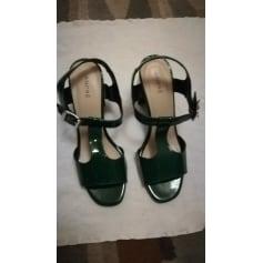 Chaussures André Femme Vert : Chaussures jusqu'à 80