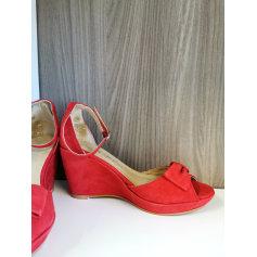Chaussures André Femme Rouge, bordeaux : Chaussures jusqu'à