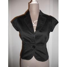 Blazer, veste tailleur H&M Noir