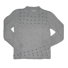 Pull CHRISTINE LAURE Gris, anthracite