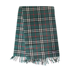 Scarf BURBERRY Green