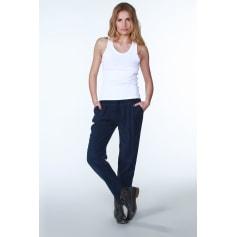 Pantalon carotte BEST MOUNTAIN Bleu, bleu marine, bleu turquoise