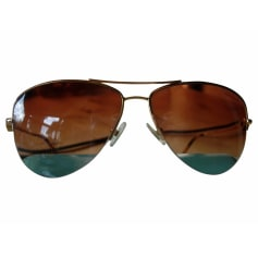 Sunglasses TIFFANY & CO. Golden, bronze, copper