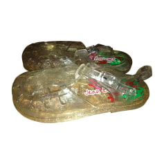 Sandals JEAN BOURGET Beige, camel